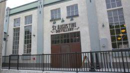 St. Augustine Distillery building