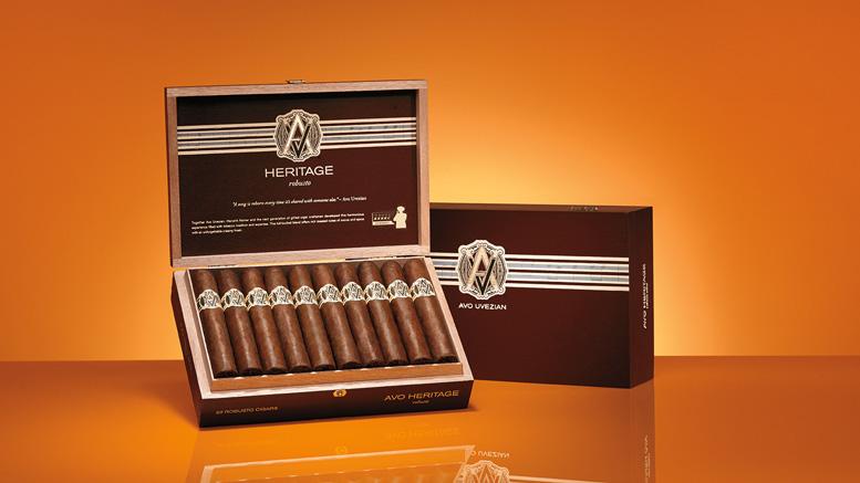 Avo Heritage Cigar Boxes