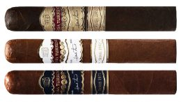 Cigar Dave Officers Club Selection for October 2016 including the Casa Turrent Serie 1901, Casa Turrent Serie 1942 and Casa Turrent Serie 1973