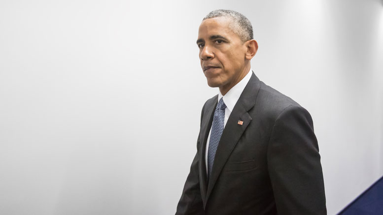 President Barack Obama at NATO Summit