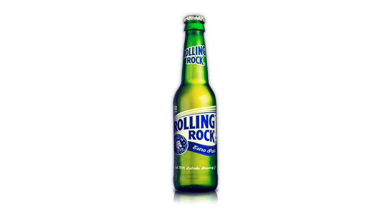Rolling Rock Beer Bottle