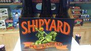 Shipyard Brewery Pumpkinhead Ale Beer