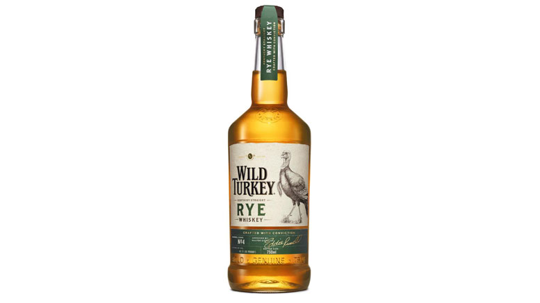 Wild Turkey Rye Bottle