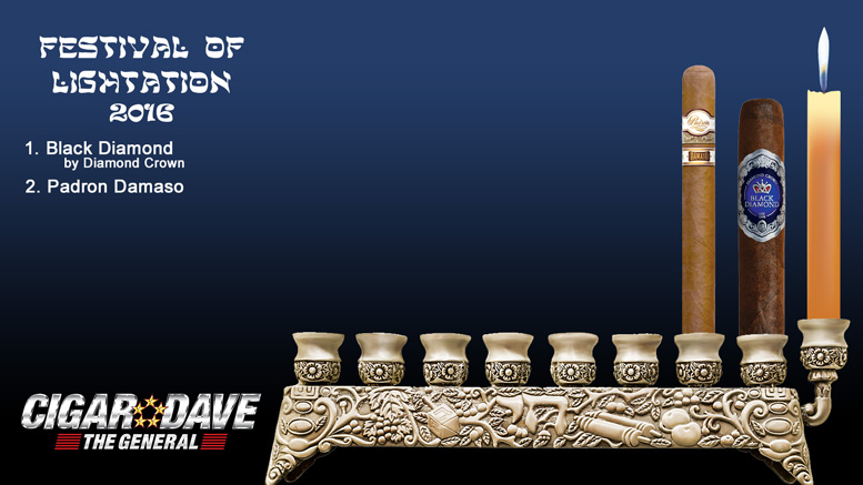 Cigar Dave's 2016 Festival of Lightation