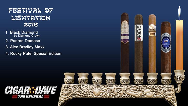 Cigar Dave's 2016 Festival of Lightation Night 4
