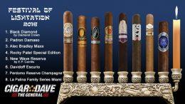 Cigar Dave's 2016 Festival of Lightation Night 8