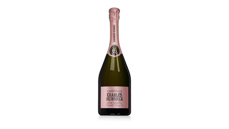 Charles Heidsieck Rose Reserve Champagne