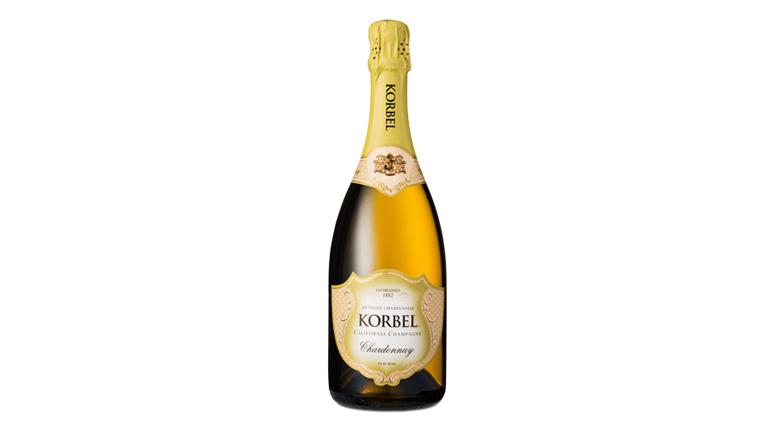 Korbel Chardonnay Sparkling Wine