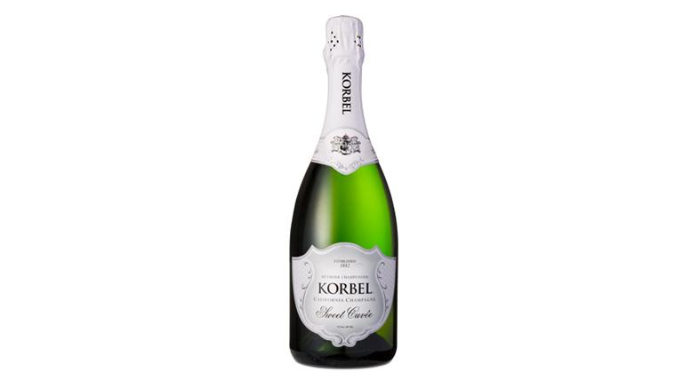 Korbel Sweet Cuvee Sparkling Wine