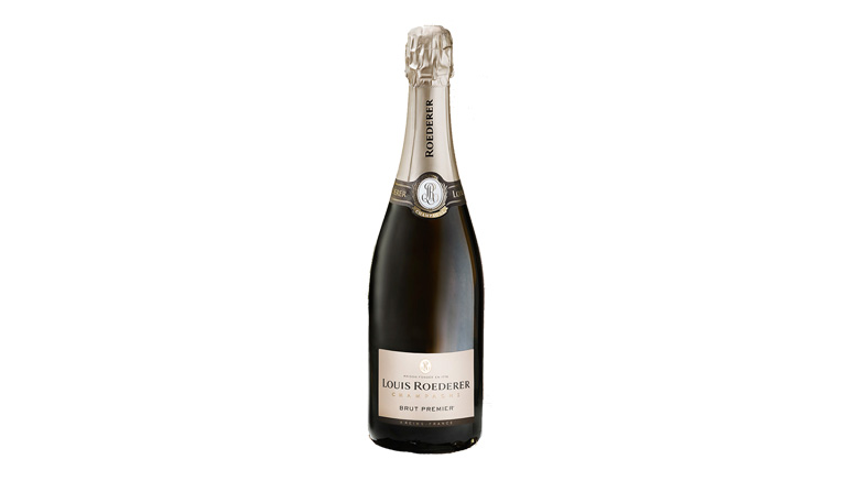 Louis Roederer Brut Premier bottle