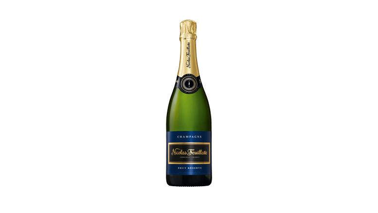 Nicolas Feuillatte Brut Reserve bottle