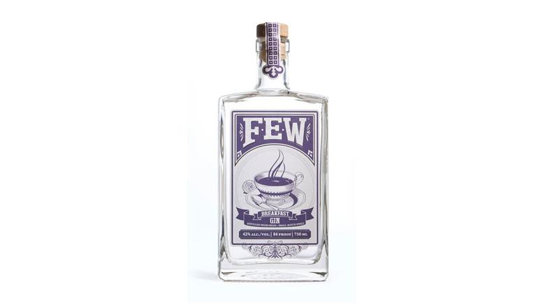 Few Spirits Breakfast Gin Bottle