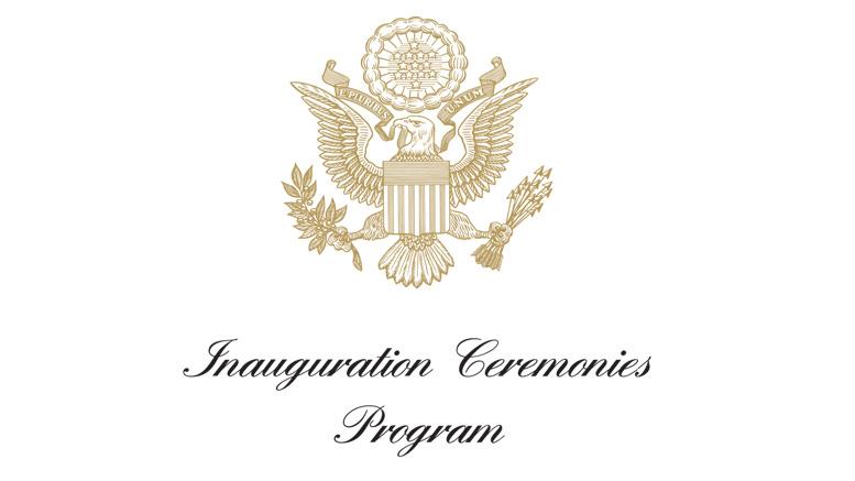 Donald J. Trump Inauguration Program