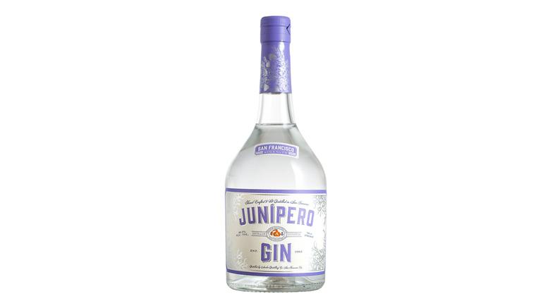Junipero Gin Bottle