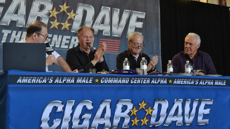 Cigar Dave's Alpha PleasureFest on the Flight Line in Tampa, FL
