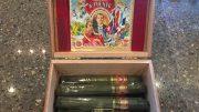 Arturo Fuente Flor Fina 858 cigar box