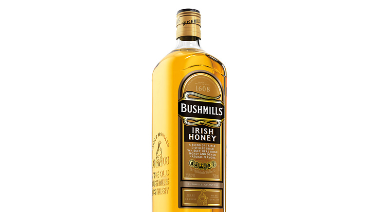 Bushmills Irish Honey bottle