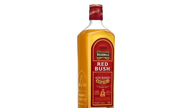 Bushmills Red Bush Bottle