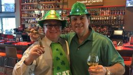Cigar Dave's 2017 St. Patrick's Day Irish Whiskey Tasting Maneuvers