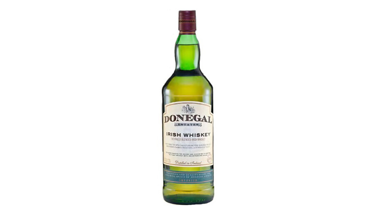 Donegal Irish Whiskey bottle