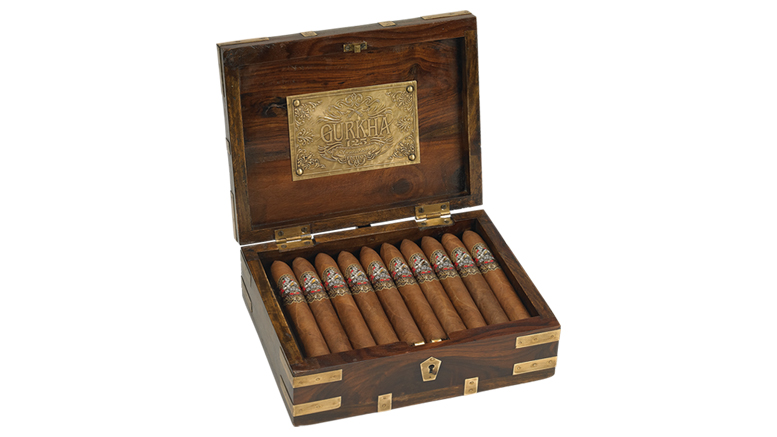 Gurkha 125th Anniversary box