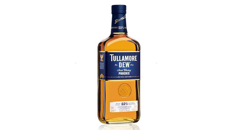 Tullamore D.E.W. Phoenix bottle