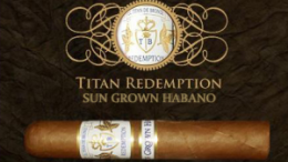 El Titan de Bronze Redemption Sun Grown Habano cigar