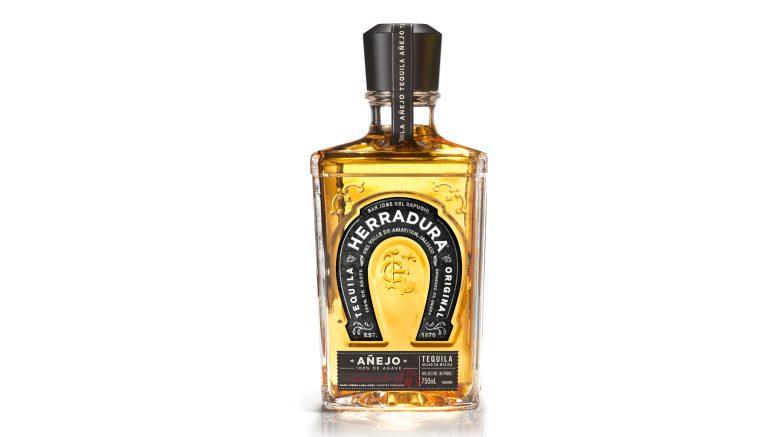 Herradura Añejo Tequila bottle