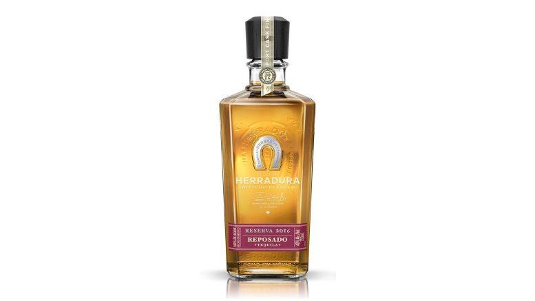 Herradura Port Cask Tequila bottle