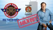 The Cigar Dave Alpha PleasureFest on the Water 2017 is now SOLD OUT