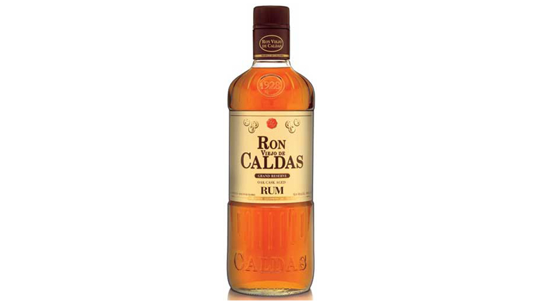 Ron Viejo de Caldas Grand Reserve Rum bottle