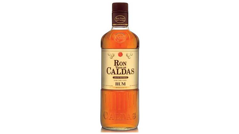 Ron Viejo de Caldas Grand Reserve Rum bottle