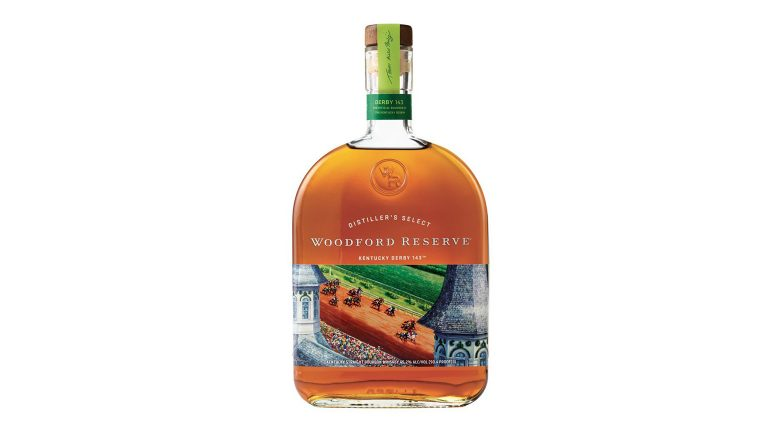 Woodford Reserve 2017 Kentucky Derby bottle
