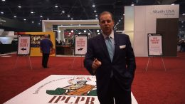 Cigar Dave at IPCPR 2017 in Las Vegas, NV