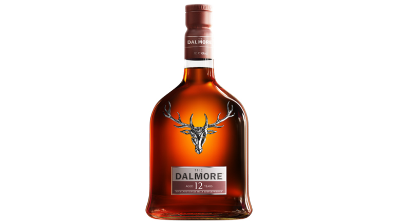 The Dalmore 12 Year bottle
