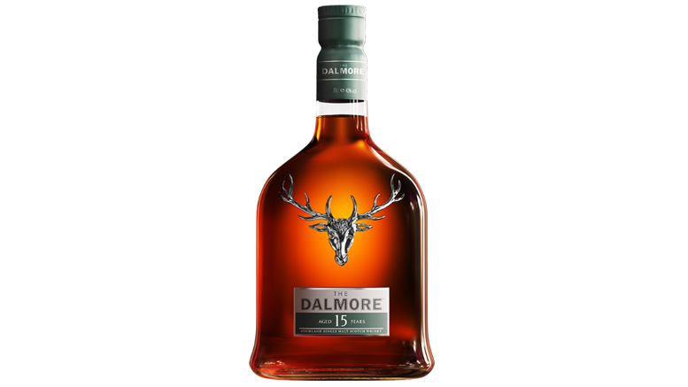 The Dalmore 15 Year bottle