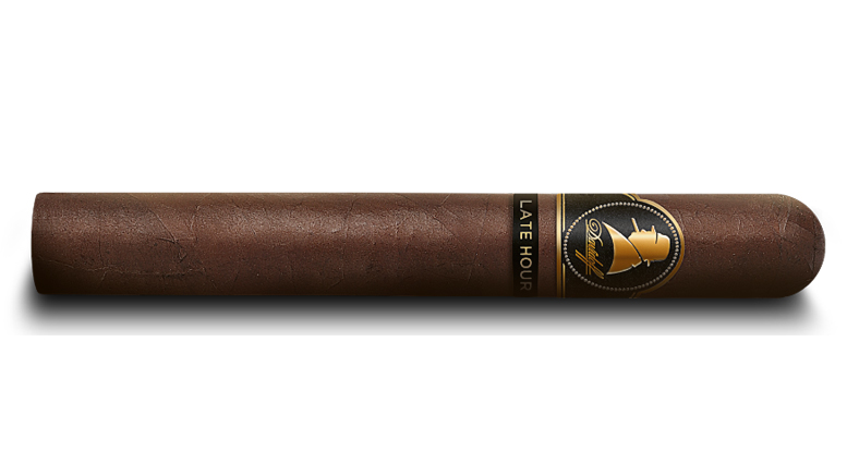 Winston Churchill - The Late Hour cigar from Davidoff