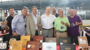Cigar Dave's Alpha PleasureFest on the Water 2017 at Buffalo Riverworks presented by Gurkha Cigars