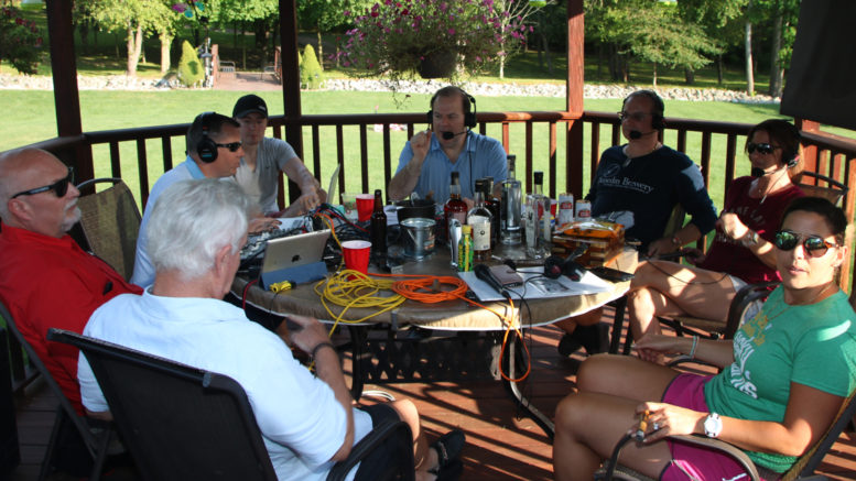 Cigar Dave Show August 19, 2017 at Gary O'Brien's Pub in Western New York
