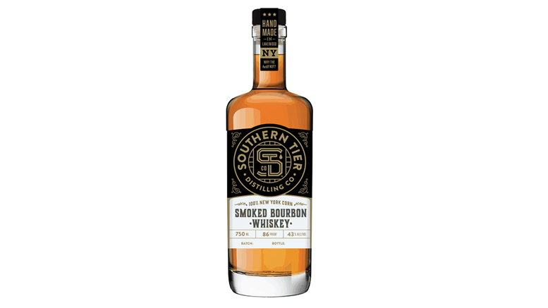 Southern Tier Smoked Bourbon Whiskey bottle
