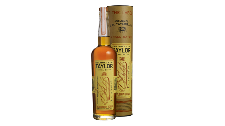 EH Taylor, Jr. Small Batch bottle