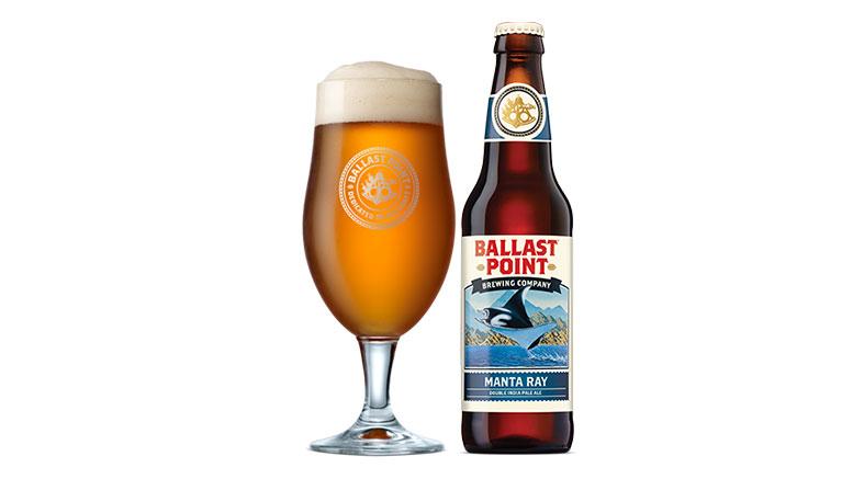 Ballast Point Manta Ray Double IPA