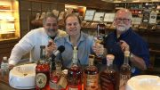 Cigar Dave's 2017 Bourbon Tasting Maneuvers with Sommelier Dave and Tommy D