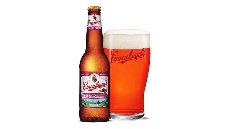 Leinenkugel's Berry Weiss bottle