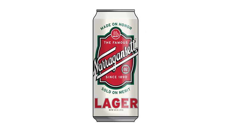 NarragansettLager can
