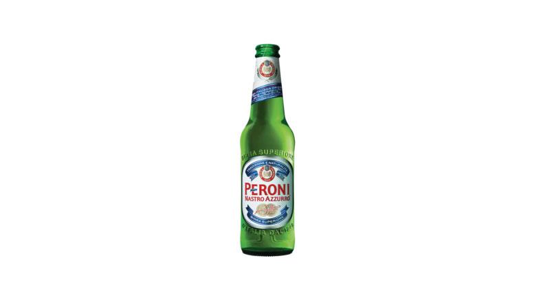 Peroni Nastro Azzurro bottle