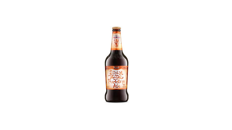 Wells Sticky Toffee Pudding Ale bottle
