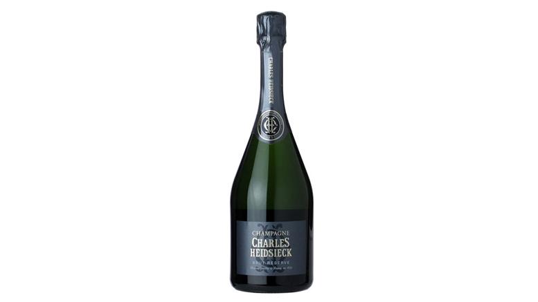 Charles Heidsieck Brut Reserve bottle
