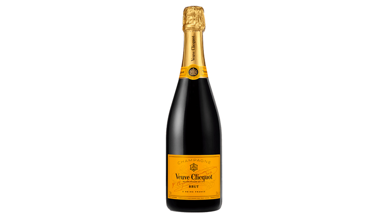 Veuve Clicquot Brut bottle