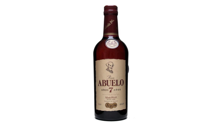 Ron Abuelo 7 Years bottle